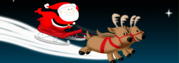 Santa in Maryville; Holi-holi days!