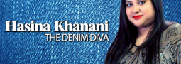 Hasina Khanani – The Denim Diva