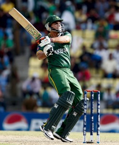 Nasir Jamshed ICC Twenty20 2012