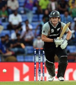 Rob Nicol ICC Twenty20 2012