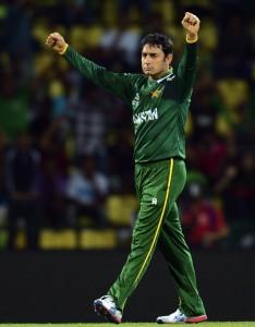 Saeed Ajmal ICC Twenty20 2012