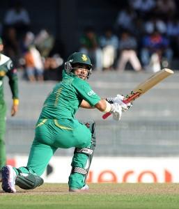 JP Duminy ICC Twenty20 2012