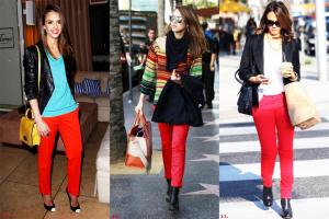 jessica-alba-colored-jeans