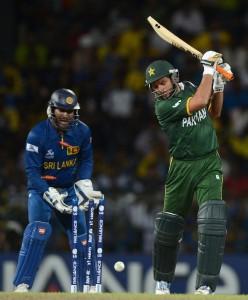 Shahid Afridi ICC Twenty20 2012