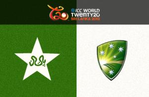 Pakistan vs Austrailia, ICC World Twenty20 - 2012 Match Report